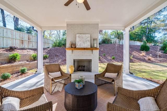 1291 Briarwood Rd, Brookhaven, GA 30319 (MLS #8918960) :: Buffington Real Estate Group