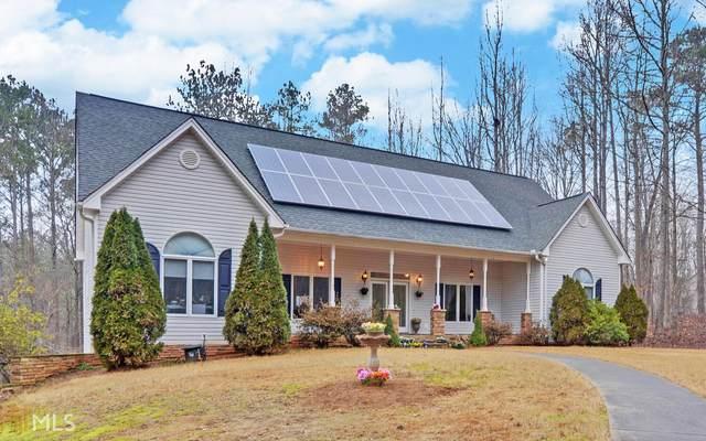 1198 Peachtree Rd, Hoschton, GA 30548 (MLS #8918984) :: Buffington Real Estate Group