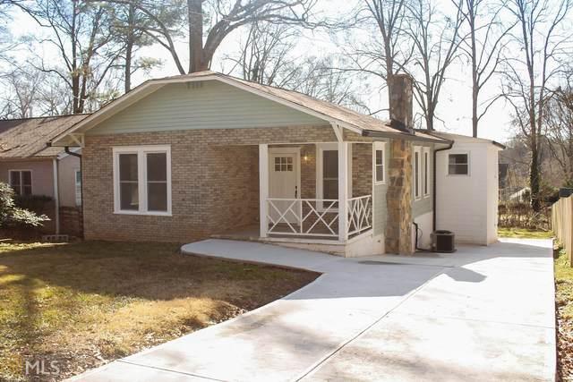 1111 Shelby Pl, Atlanta, GA 30316 (MLS #8919079) :: Buffington Real Estate Group