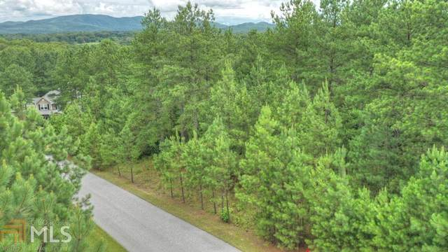 0 Loftis Mountain Lot 50, Blairsville, GA 30512 (MLS #8919109) :: Crest Realty