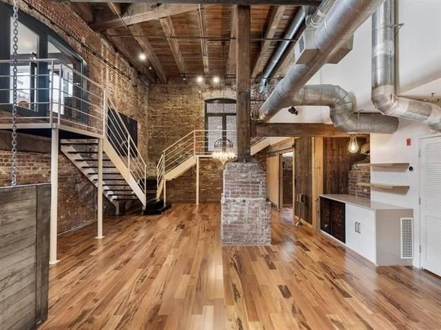 490 Marietta St #105, Atlanta, GA 30313 (MLS #8919143) :: Buffington Real Estate Group