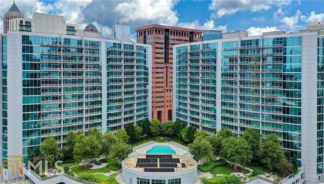 950 W Peachtree St #1603, Atlanta, GA 30309 (MLS #8919233) :: Bonds Realty Group Keller Williams Realty - Atlanta Partners