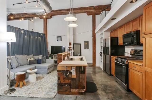 350 Peters St #2, Atlanta, GA 30313 (MLS #8919251) :: Buffington Real Estate Group
