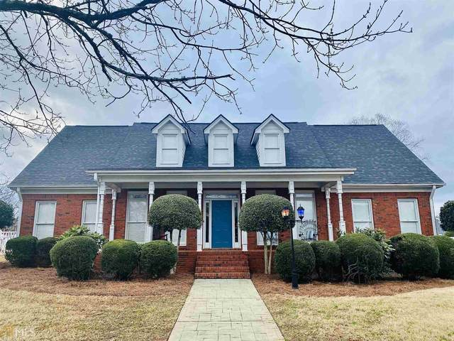 1412 Aramore Dr, Conyers, GA 30013 (MLS #8919266) :: The Realty Queen & Team