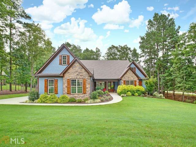 101 Silver Lake Way, Fayetteville, GA 30215 (MLS #8919415) :: The Realty Queen & Team