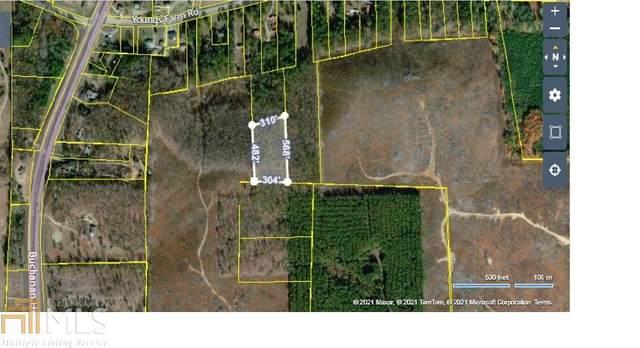 890 SW Youngs Farm Rd, Cedartown, GA 30125 (MLS #8919675) :: Military Realty