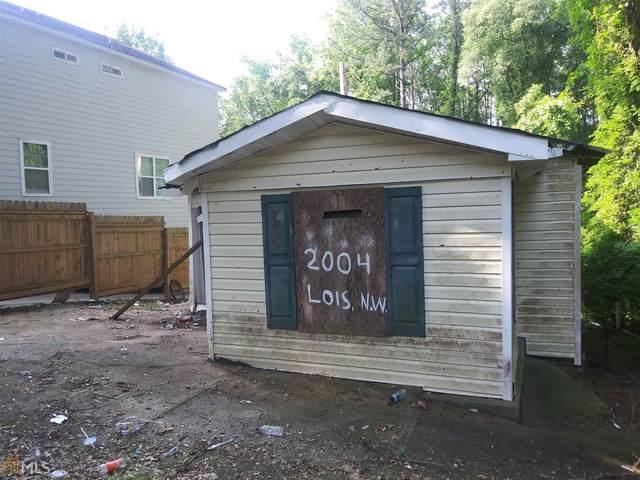 2004 NW Lois, Atlanta, GA 30318 (MLS #8919724) :: Buffington Real Estate Group