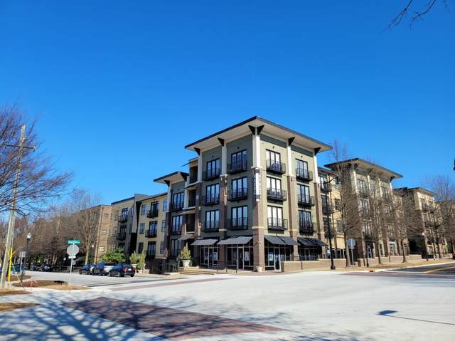 5300 Peachtree Rd #108, Chamblee, GA 30341 (MLS #8919782) :: Military Realty