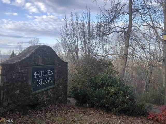 0 Hidden Ridge Dr, Rome, GA 30165 (MLS #8920040) :: RE/MAX Eagle Creek Realty