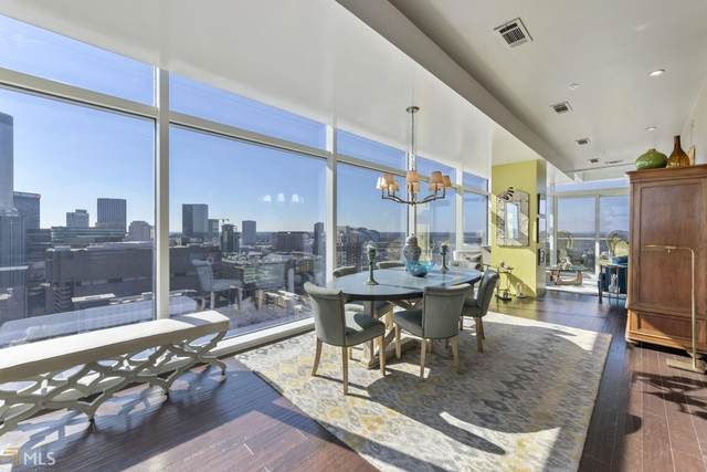 45 Ivan Allen Jr Blvd #2605, Atlanta, GA 30308 (MLS #8920086) :: Keller Williams Realty Atlanta Partners