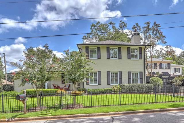 420 Morton Ave, Athens, GA 30605 (MLS #8920222) :: Scott Fine Homes at Keller Williams First Atlanta