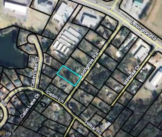 150 Springtree Rd, Athens, GA 30605 (MLS #8920232) :: Crown Realty Group