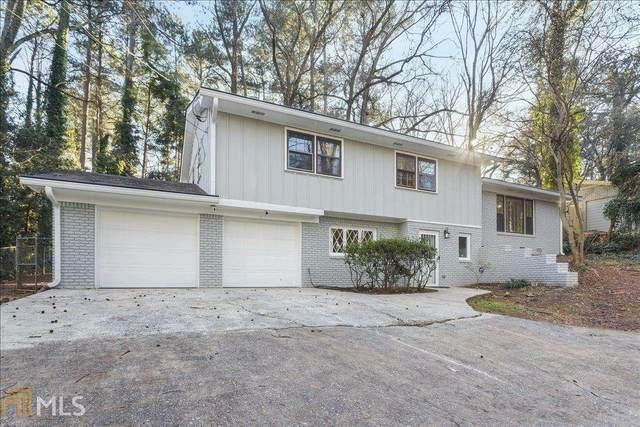1990 English Ln, College Park, GA 30337 (MLS #8920455) :: Buffington Real Estate Group