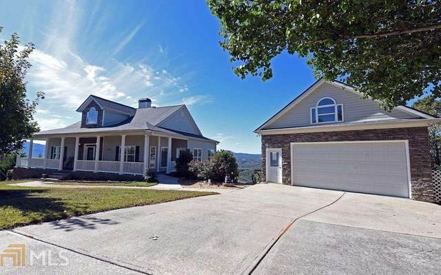 581 Summit, Blairsville, GA 30512 (MLS #8920771) :: Rettro Group