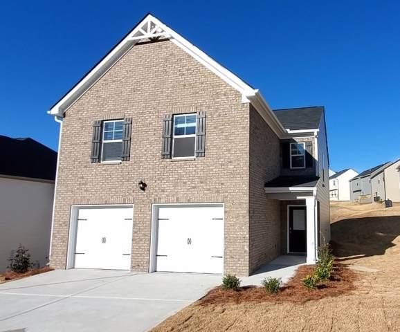 6441 Beaver Creek Trl #89, Atlanta, GA 30349 (MLS #8920853) :: Scott Fine Homes at Keller Williams First Atlanta