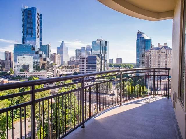 3445 Stratford Rd #1708, Atlanta, GA 30326 (MLS #8920944) :: Buffington Real Estate Group