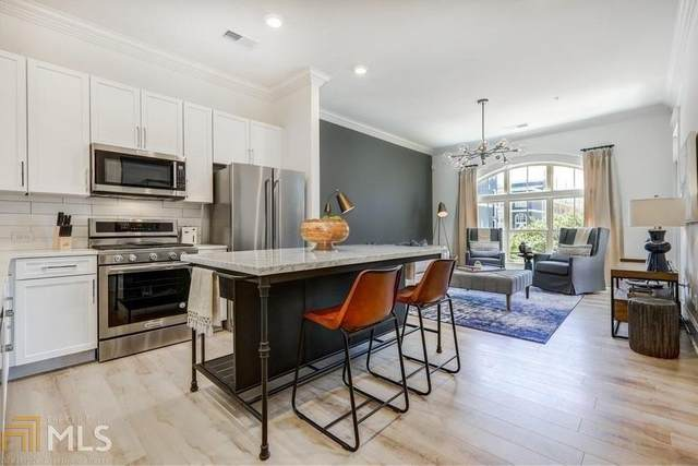 625 Piedmont Ave #1005, Atlanta, GA 30308 (MLS #8921079) :: Team Reign
