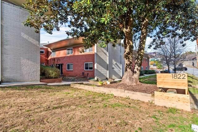 1822 N Rock Springs Rd #7, Atlanta, GA 30324 (MLS #8921093) :: Military Realty