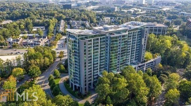 3300 Windy Ridge Pkwy #510, Atlanta, GA 30339 (MLS #8921104) :: Buffington Real Estate Group