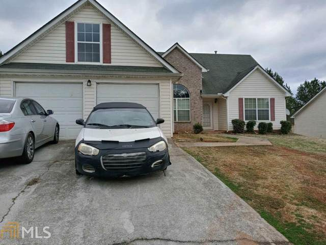 40 Oak Terrance Dr, Covington, GA 30016 (MLS #8921239) :: Scott Fine Homes at Keller Williams First Atlanta