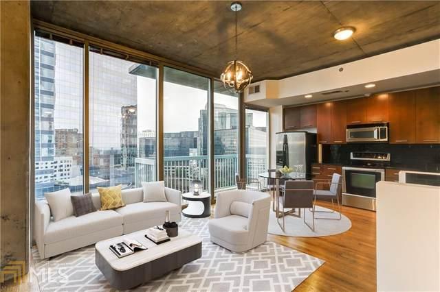 3324 Peachtree Rd #1015, Atlanta, GA 30326 (MLS #8921289) :: Buffington Real Estate Group