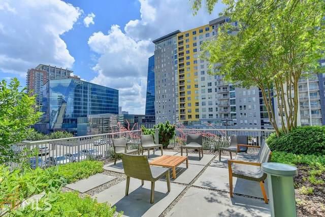 44 Peachtree Pl #821, Atlanta, GA 30309 (MLS #8921580) :: Houska Realty Group