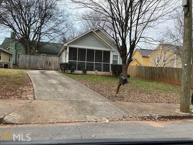 94 Glenn St, Atlanta, GA 30312 (MLS #8921616) :: Buffington Real Estate Group