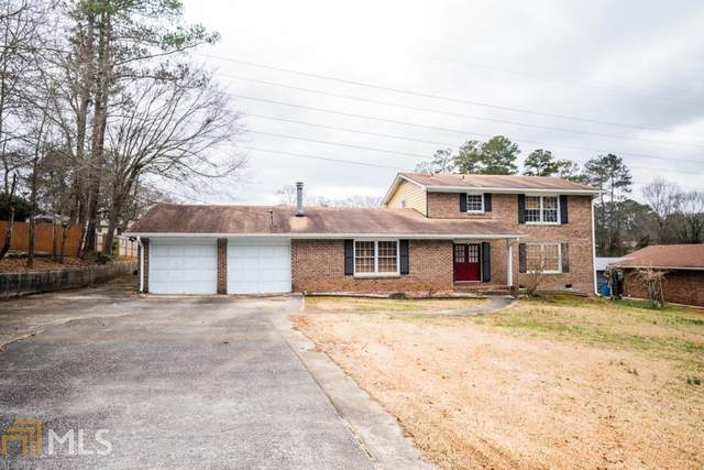 6765 Charles Dr, Morrow, GA 30260 (MLS #8921712) :: The Realty Queen & Team