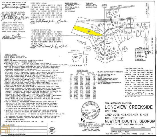 130 Brookview Pl #39, Oxford, GA 30054 (MLS #8921927) :: The Realty Queen & Team