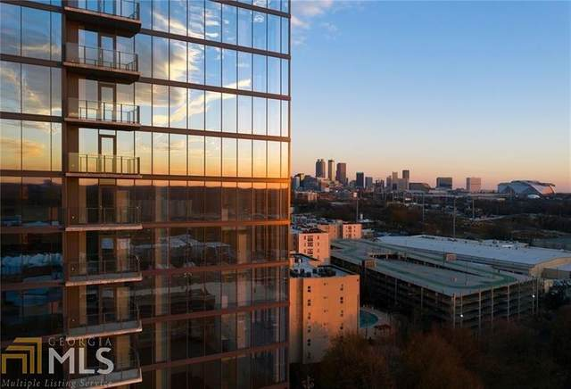 788 W Marietta St #411, Atlanta, GA 30318 (MLS #8921937) :: Military Realty