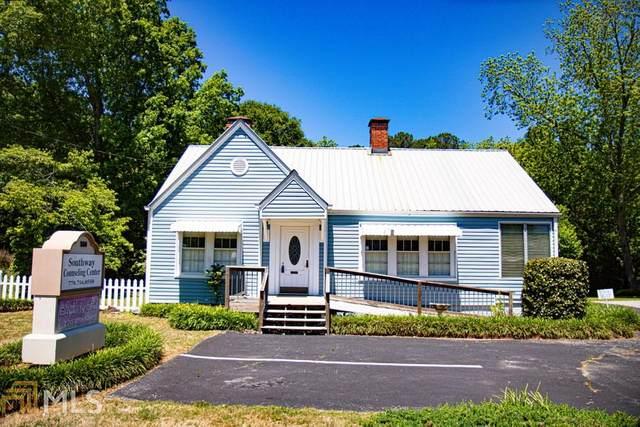 550 E Lanier Ave, Fayetteville, GA 30214 (MLS #8921977) :: Buffington Real Estate Group