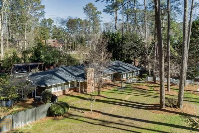 1613 Council Bluff Dr, Atlanta, GA 30345 (MLS #8922106) :: Buffington Real Estate Group