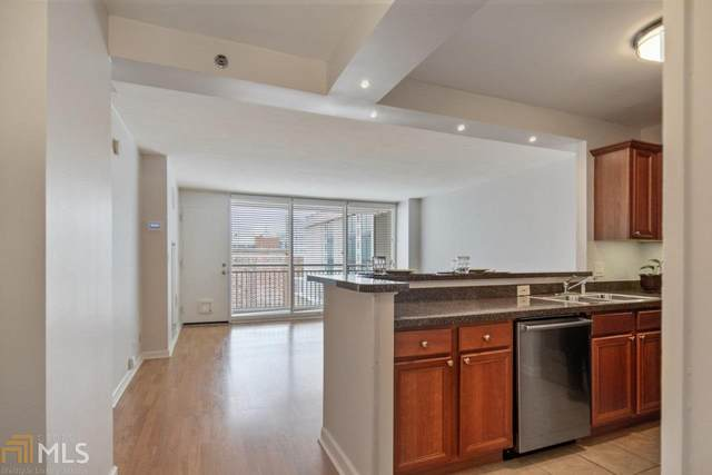 620 Peachtree St #1814, Atlanta, GA 30308 (MLS #8922418) :: Buffington Real Estate Group