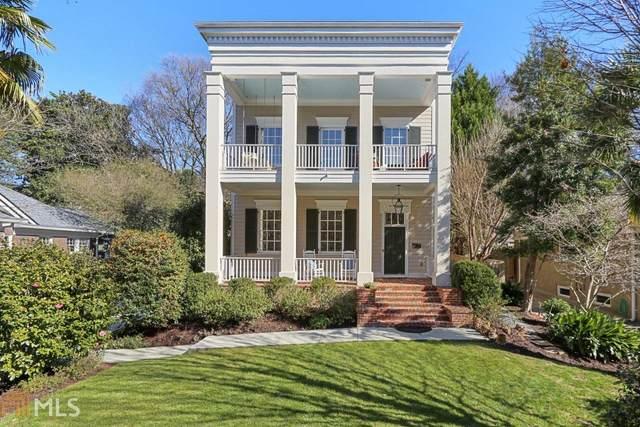 61 Alden Ave, Atlanta, GA 30309 (MLS #8922461) :: Buffington Real Estate Group