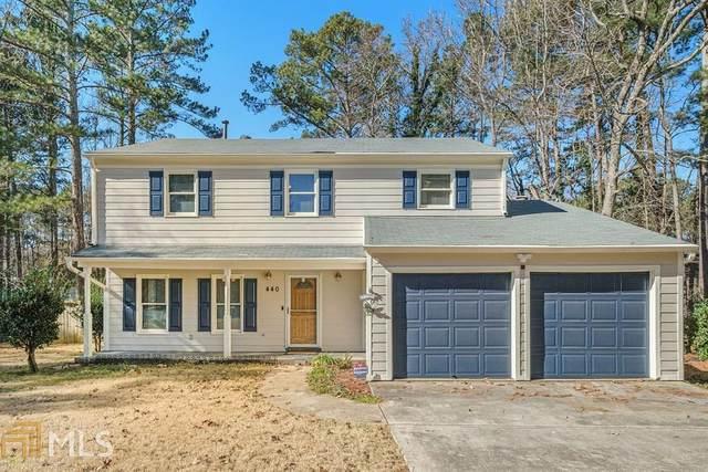 440 Barrington Drive W, Roswell, GA 30076 (MLS #8922657) :: Scott Fine Homes at Keller Williams First Atlanta