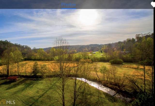 0 Gilliam Trl 27Ac, Mineral Bluff, GA 30559 (MLS #8922662) :: Crown Realty Group