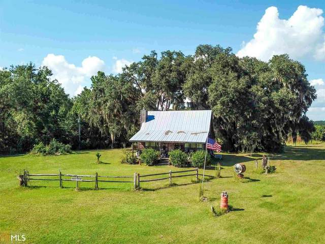 580 Old Gress Island, Midway, GA 31320 (MLS #8922737) :: The Ursula Group