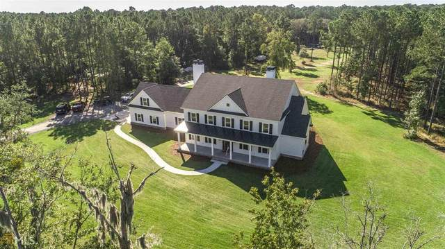 21260 Highway 144, Richmond Hill, GA 31324 (MLS #8922891) :: Bonds Realty Group Keller Williams Realty - Atlanta Partners