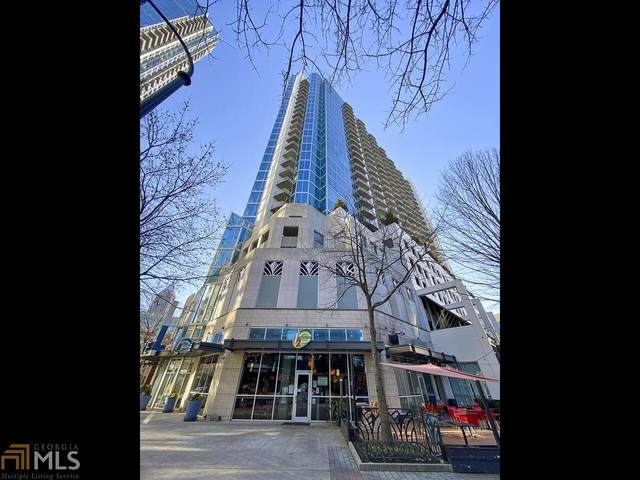 860 Peachtree St #2315, Atlanta, GA 30308 (MLS #8922969) :: Crown Realty Group