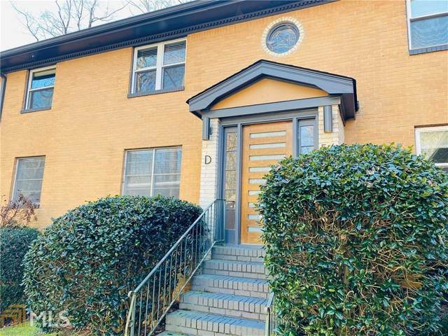1010 Scott D6, Decatur, GA 30030 (MLS #8923118) :: Crown Realty Group