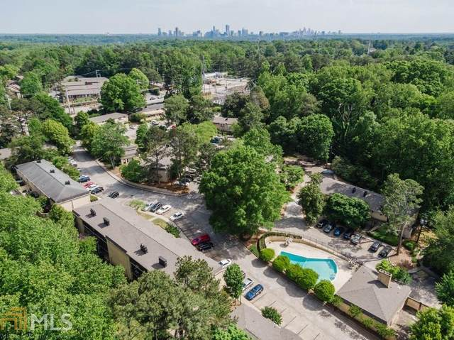 5400 Roswell Rd N3, Atlanta, GA 30342 (MLS #8923122) :: Bonds Realty Group Keller Williams Realty - Atlanta Partners