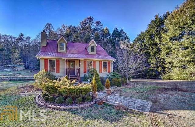 63 By The River, Suches, GA 30572 (MLS #8923150) :: Crown Realty Group