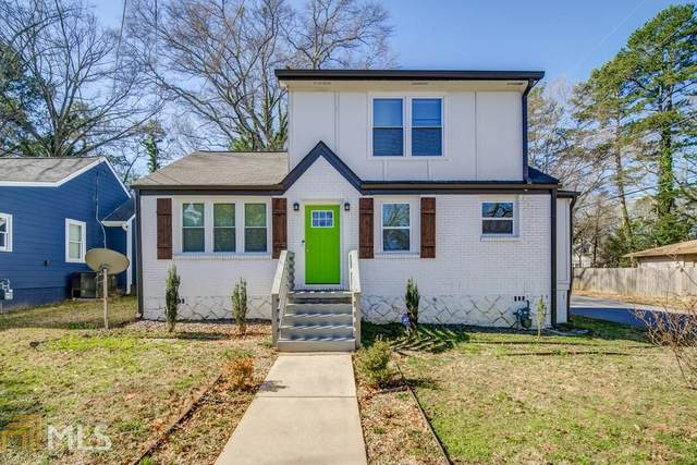 1895 Cannon St, Decatur, GA 30032 (MLS #8923235) :: Rettro Group