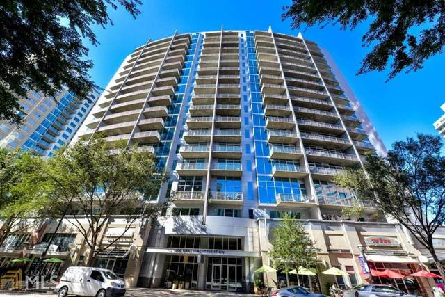 950 W Peachtree St #1703, Atlanta, GA 30309 (MLS #8923299) :: Team Cozart