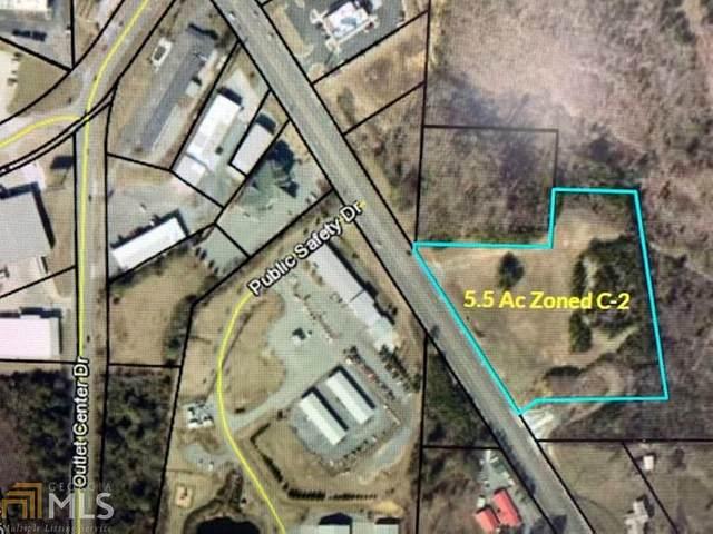 0 Fairmount Hwy, Calhoun, GA 30701 (MLS #8923421) :: Crown Realty Group