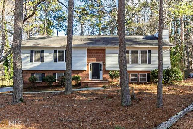 1278 Wood Park, Kennesaw, GA 30152 (MLS #8923462) :: The Realty Queen & Team