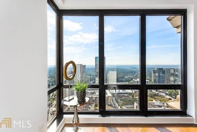 3475 Oak Valley Penthouse #2840, Atlanta, GA 30326 (MLS #8923559) :: Buffington Real Estate Group
