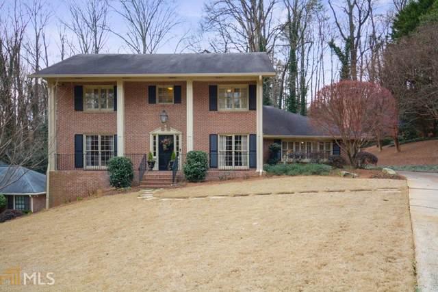 4628 Tall Pines Dr, Atlanta, GA 30327 (MLS #8923647) :: Buffington Real Estate Group