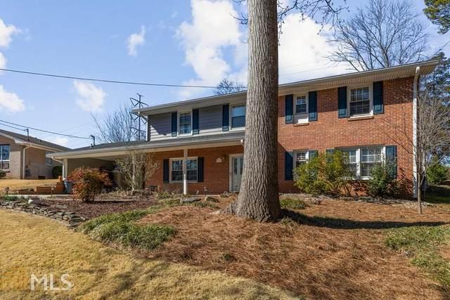 2846 Marlin Dr, Atlanta, GA 30341 (MLS #8923666) :: Scott Fine Homes at Keller Williams First Atlanta