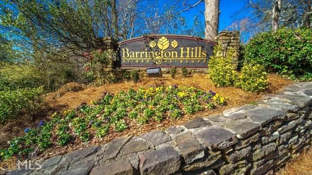 109 Barrington Hills Dr, Sandy Springs, GA 30350 (MLS #8923717) :: Buffington Real Estate Group